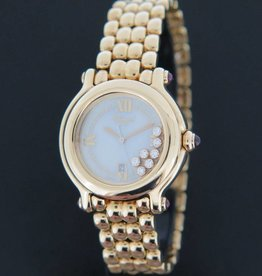 Chopard Happy Sport Mother of Pearl Diamonds