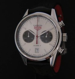Tag Heuer Carrera 80th Jack Heuer Limited Edition