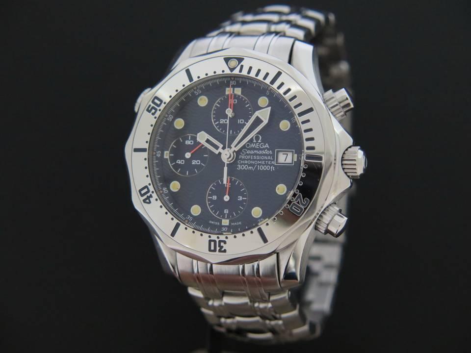 c499da4810b7 Omega Seamaster 300M Chronograph 25988000 - Filipucci