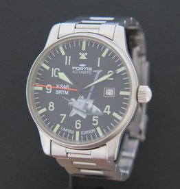 Fortis Flieger X-SAR / SRTM