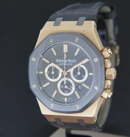 Audemars Piguet Royal Oak Rose Gold Chrono Limited Edition ''Leo Messi""