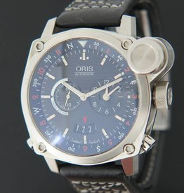 Oris Flight Timer Dual Time