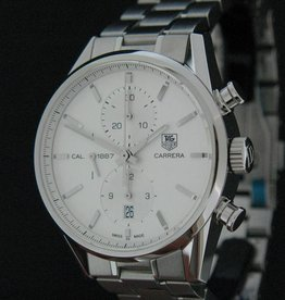 Tag Heuer Carrera Automatic Chrono NEW