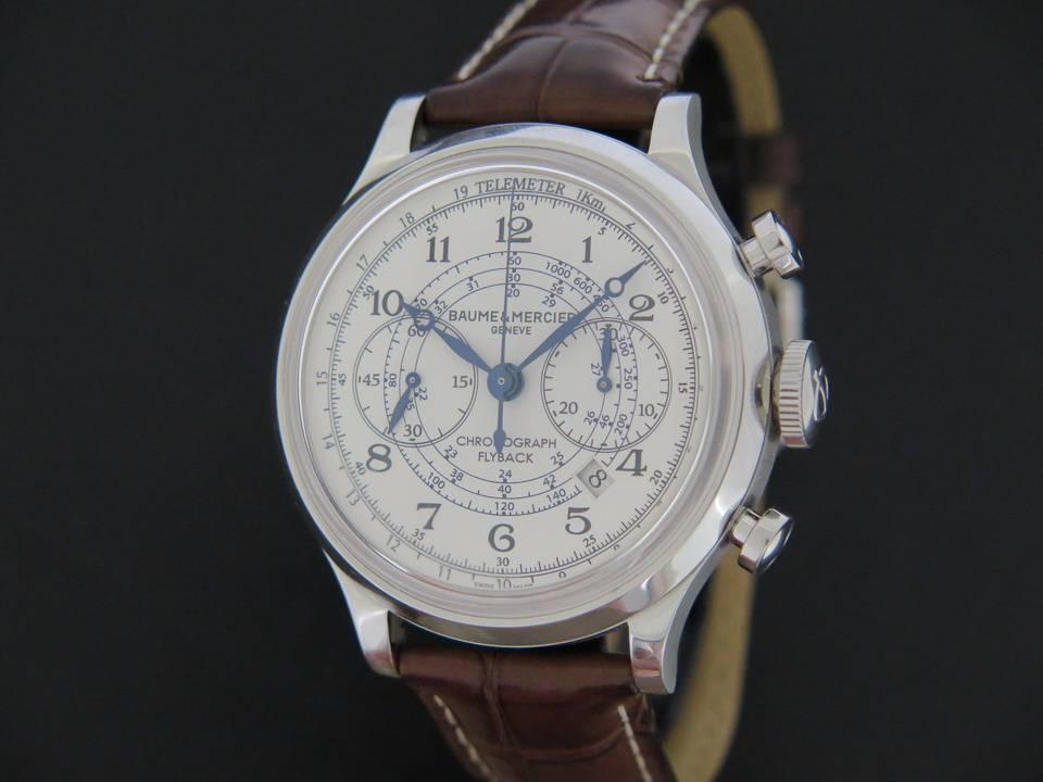 Baume & Mercier Baume & Mercier Capeland Chronograph Flyback MOA1006
