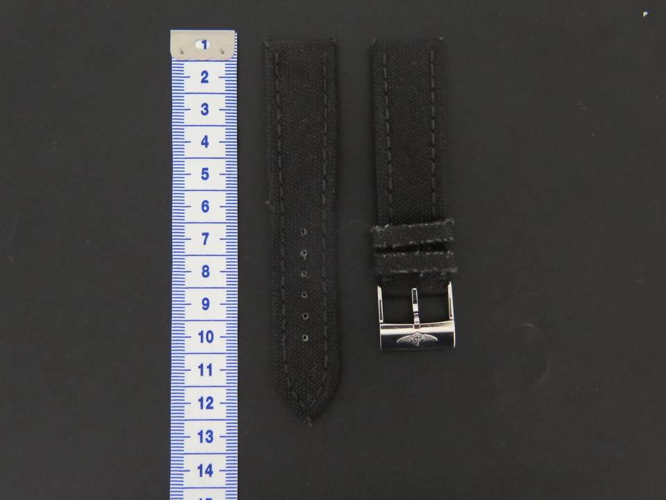 Breitling Breitling Kevlar Strap 22-20 + Breitling Clasp