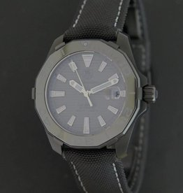 Tag Heuer Aquaracer Calibre 5 Automatic Black Phantom Limited Edition