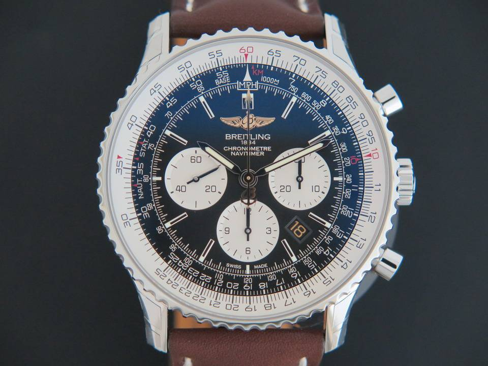 """Breitling Breitling Navitimer 01 """"DC-3 World Tour"""" Limited Edition 500 pieces"""