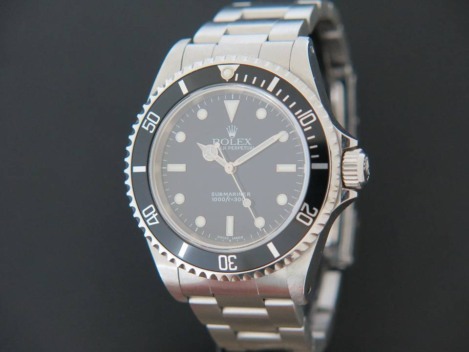 Rolex  Rolex submariner No Date 14060M  -GERESERVEERD-