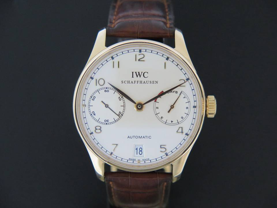 IWC IWC Portuguese Rose Gold Automatic