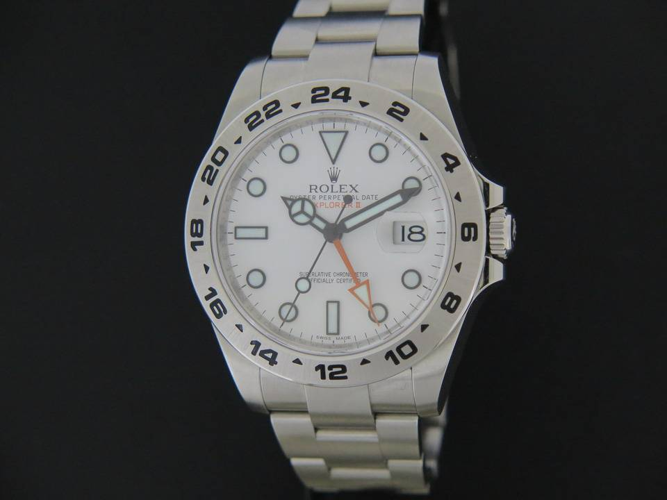 Rolex  Rolex Explorer II 216570