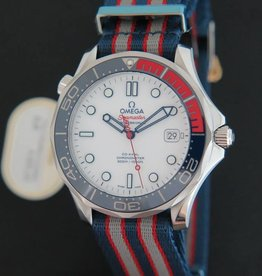 Omega Seamaster Diver 300m James Bond Commanders Watch LE