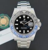 Rolex  Rolex GMT Master II BLNR NEW 116710BLNR