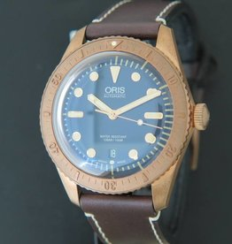 Oris Carl Brashear Bronze LTD NEW 01 733 7720 3185-Set LS