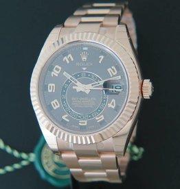 Rolex  Rolex Sky-Dweller Everose Gold NEW 326935