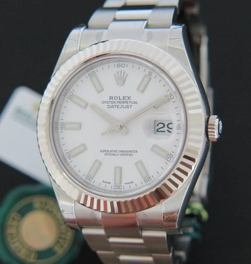 Rolex  Datejust II NEW 116334