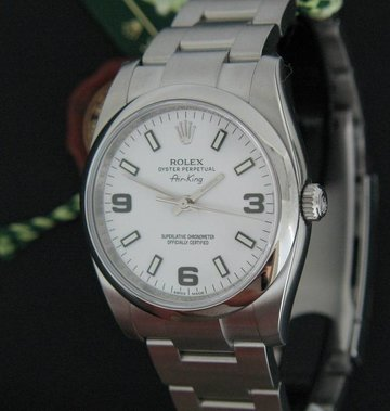Rolex  Air King NEW 114200
