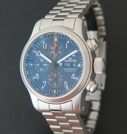 Fortis B42 Chrono Pilot Automatic Day Date NEW