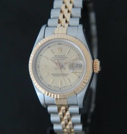 Rolex  Datejust Lady Gold/Steel 69173