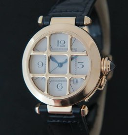 Cartier Pasha Yellow Gold Automatic 38mm