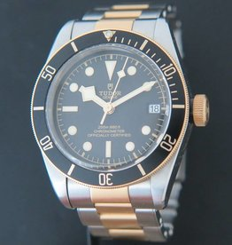 Tudor Heritage Black Bay 41 Gold / Steel 79733
