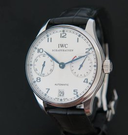 IWC Portugieser 7-Days Automatic  IW500107