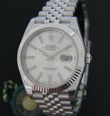Rolex  Datejust 41 NEW 126334