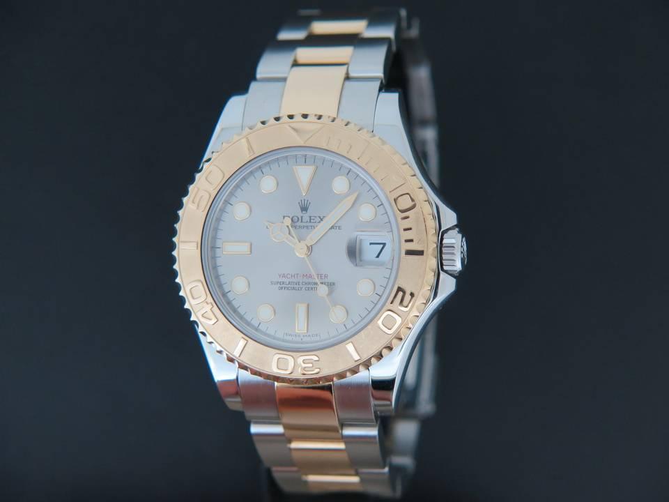 54c550e952b Rolex Oyster Perpetual Date Yacht-Master 168623 - Filipucci Juweliers