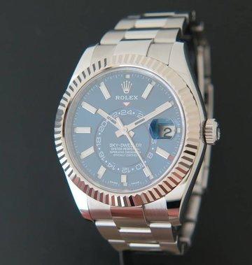 Rolex  Sky-Dweller 326934 Blue Dial