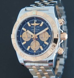 Breitling Chronomat 44 Gold / Steel CB0110