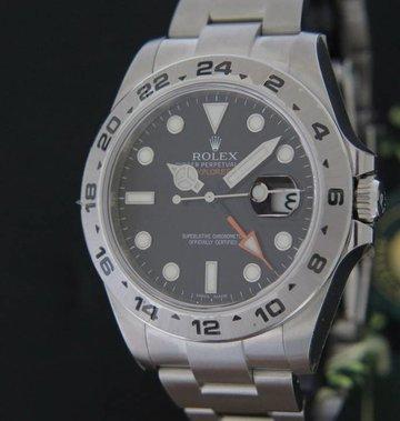 Rolex  Explorer II NEW 216570