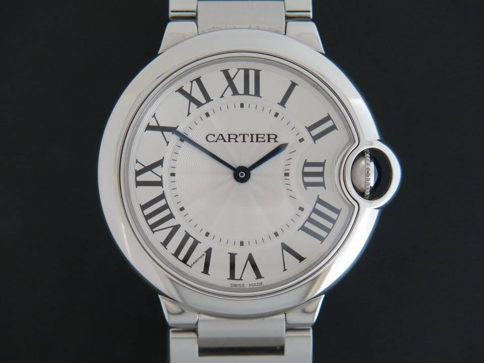Cartier Cartier Ballon Bleu 36.6mm NEW  W69011Z4