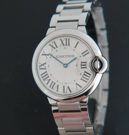 Cartier Ballon Bleu 36.6mm NEW  W69011Z4
