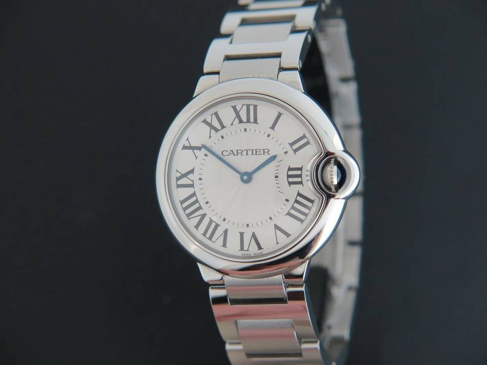 Cartier Cartier Ballon Bleu 36.6mm NEW  W69011Z4