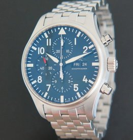 IWC Fliegeruhr Chrono Automatic