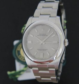 Rolex  Oyster Perpetual Steel Dial NEW
