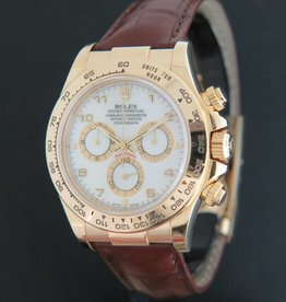 Rolex  Daytona Yellowgold 116518