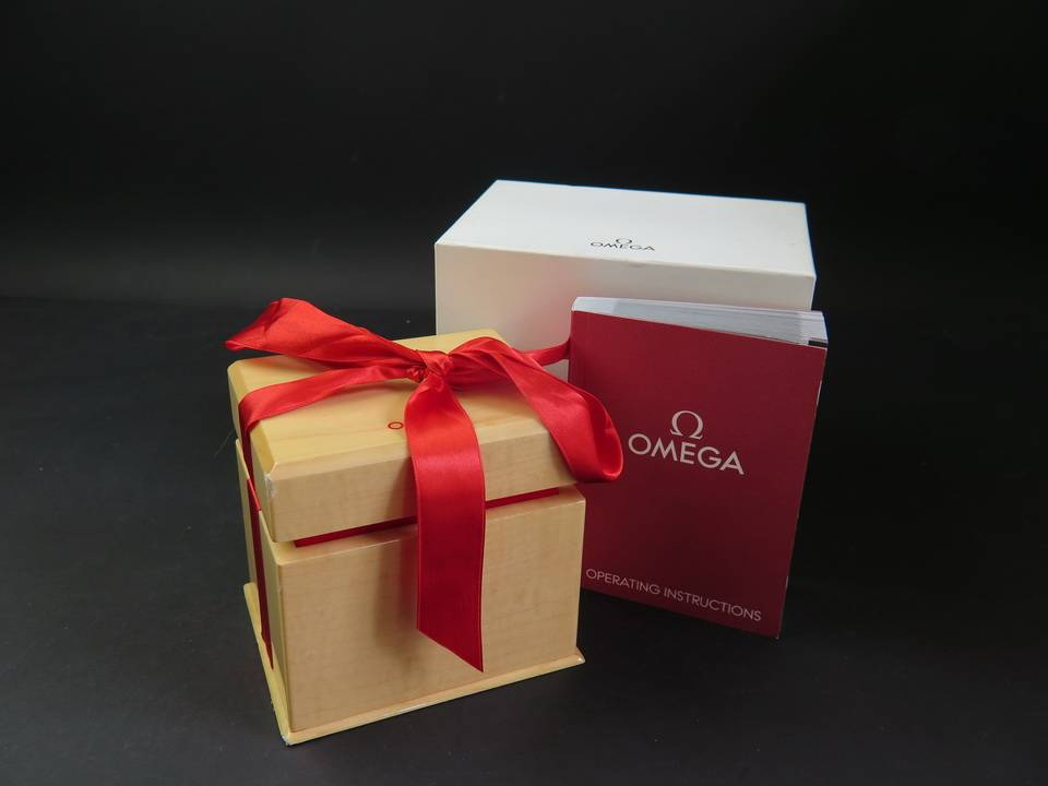 Omega Omega Box Ladies Models