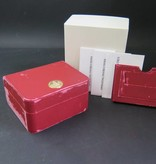 Omega Omega Box with Cardholder and booklets