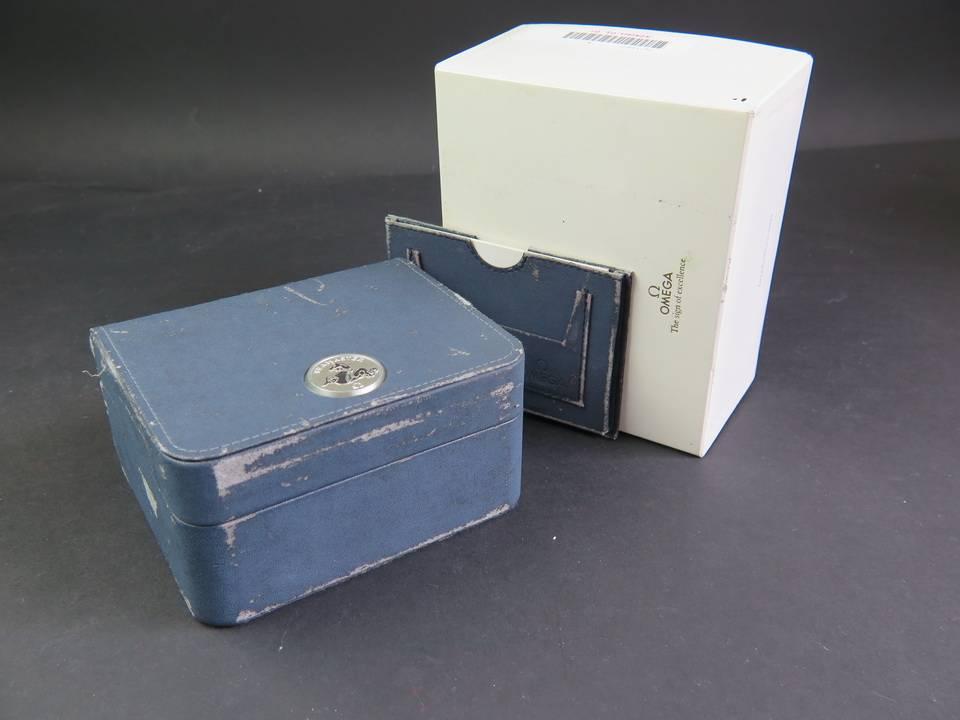 Omega Omega Seamaster Jacques Mayol Box and Cardholder