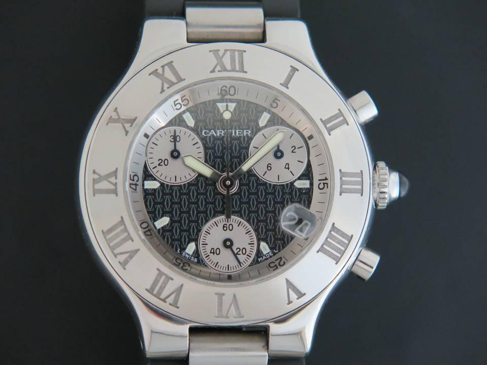 Cartier Cartier 21 Chronoscaph