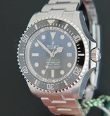 Rolex  Rolex Sea-Dweller Deepsea D-Blue James Cameron NEW MODEL 126660 NEW