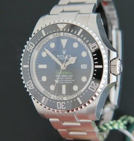 Rolex  Sea-Dweller Deepsea D-Blue James Cameron NEW MODEL 126660 NEW