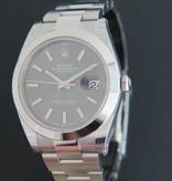Rolex  Rolex Datejust 41 NEW 126300 Dark Rhodium