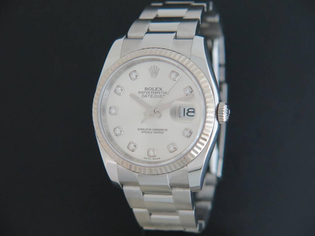 Rolex  Rolex Datejust Diamonds  116234