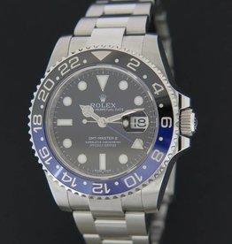 Rolex  GMT Master II BLNR 116710BLNR