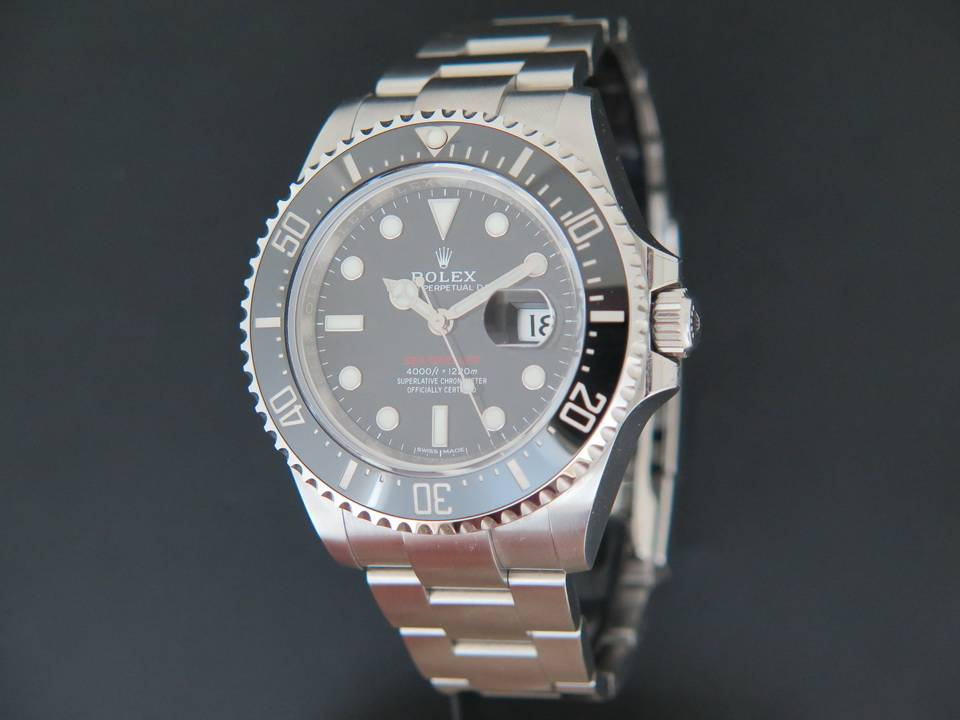 Rolex  Rolex Sea-Dweller 43mm 126600