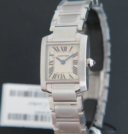 Cartier Tank Francaise PM NEW