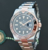 Rolex  Rolex GMT-Master II EVEROSEGOLD / STEEL NEW 126711CHNR ''ROOT BEER''