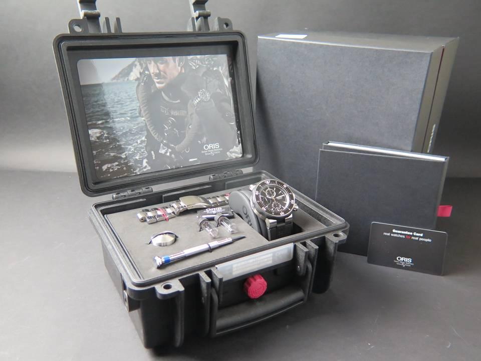 Oris Oris Pro Diver Chronograph 51mm