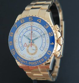 Rolex  Yacht-Master II Regatta Yellow Gold 116688